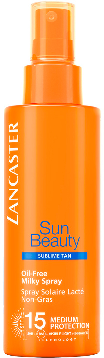 заказать и купить Lancaster Sun Beauty Care Молочко-спрей обезжиренное
