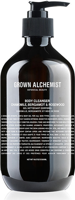 заказать и купить Grown Alchemist Гель для душа